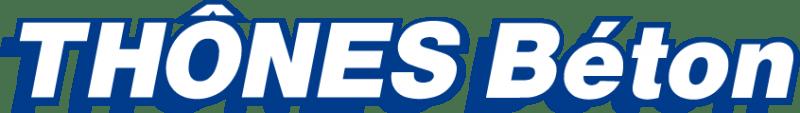 Thônes Béton - logo